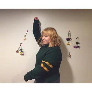 VTG ~90's~  Varsity Sweater